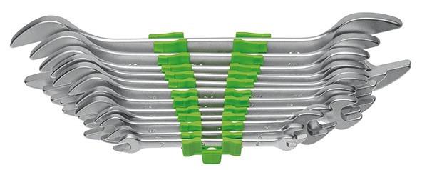 RECA Doppelmaulschlüsselsatz 12-teilig