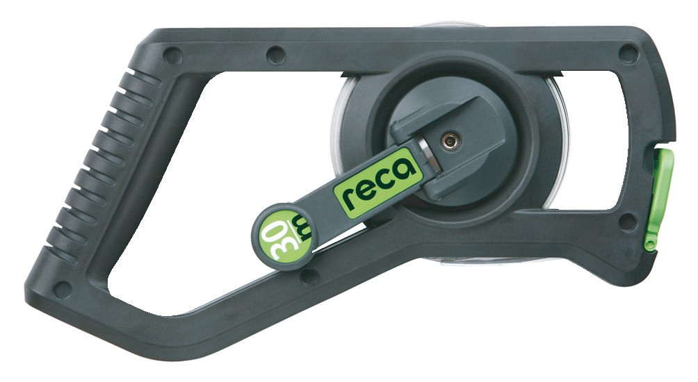 RECA 2K Inox-Maßband 50 m
