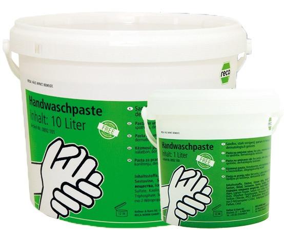 RECA Handwaschpaste 10 l