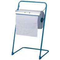 Podno postolje za papirnate role za čišćenje, plavo