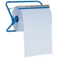 Zidni držač za papirnate role za čišćenje, plavi