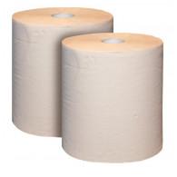 Papir za čišćenje u roli, 2-slojni, 1000 listova, 360 x 380 mm, pakiranje = 2 role